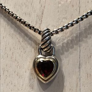 DAVID YURMAN | Garnet Heart Enhancer